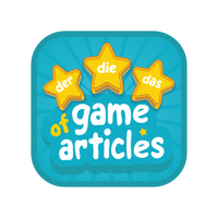 """The """"Der Die Das – Game of Articles!"""" is designed to make der-die-das learning fun and effortless. With colorful animations, funny sound effects and user-friendly level design we create the best German learning games for children of all ages."""